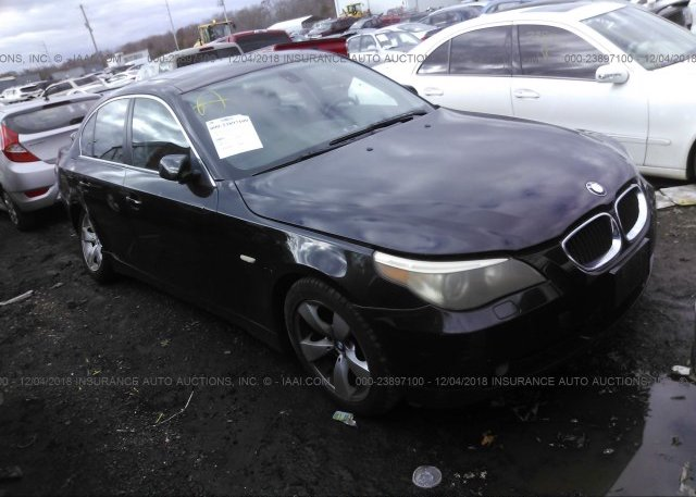 Inventory #558212924 2006 BMW 530