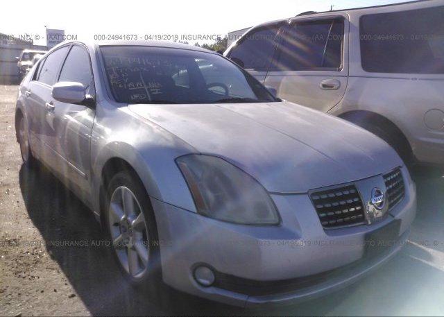 Inventory #399021495 2004 Nissan MAXIMA