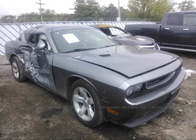 Inventory #751888620 2012 Dodge CHALLENGER