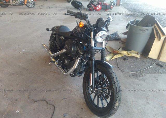 Inventory #231274888 2012 Harley-davidson XL883