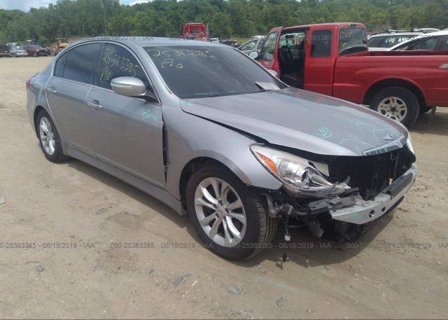 Inventory #675819449 2013 Hyundai GENESIS