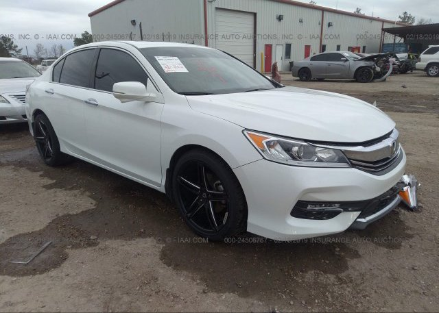 2017 Honda Accord White >> 2017 Honda Accord