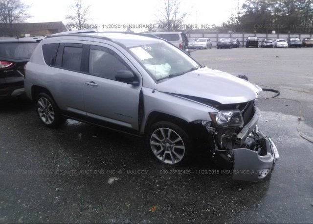 Inventory #119405908 2016 JEEP COMPASS