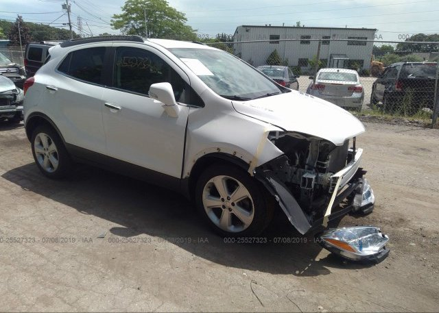 Inventory #626585711 2016 Buick ENCORE