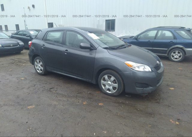 Inventory #987159102 2009 Toyota COROLLA MATRIX
