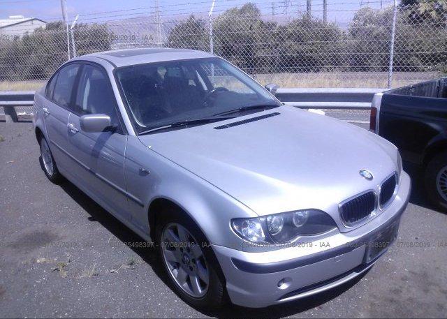 Inventory #520760958 2002 BMW 325