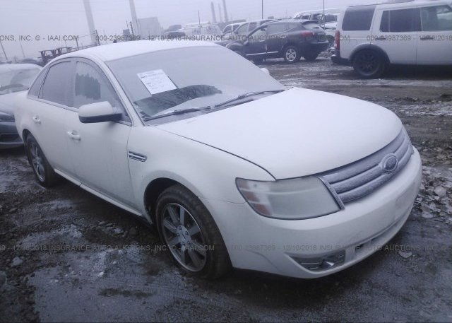Inventory #810237534 2009 FORD TAURUS