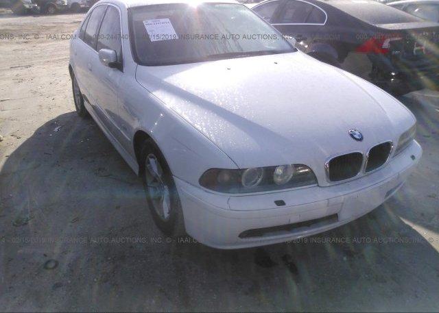 Inventory #546883311 2003 BMW 525