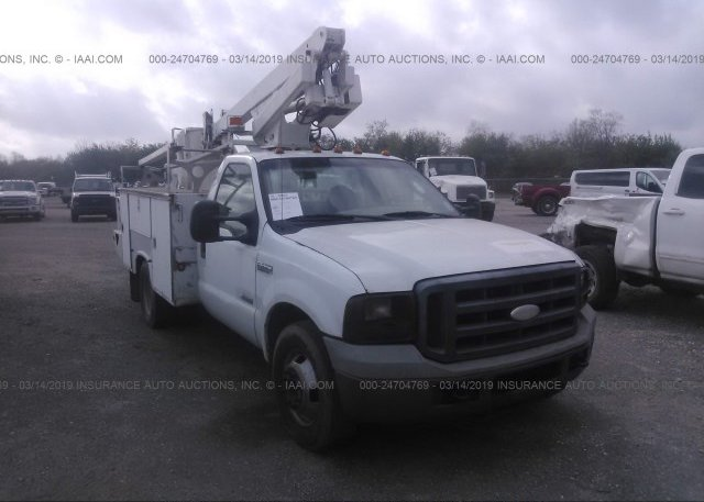 Inventory #546859906 2006 FORD F350