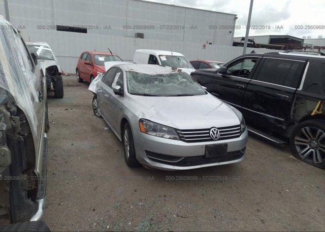 Inventory #853833908 2015 Volkswagen PASSAT