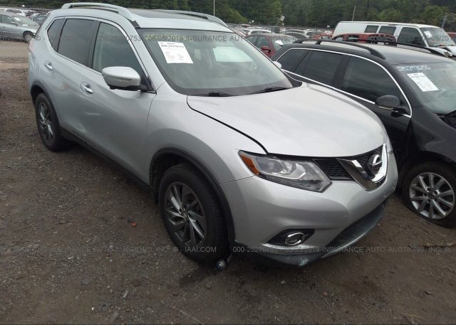 Inventory #770930626 2015 Nissan ROGUE