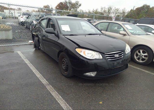 Inventory #703966536 2010 Hyundai ELANTRA