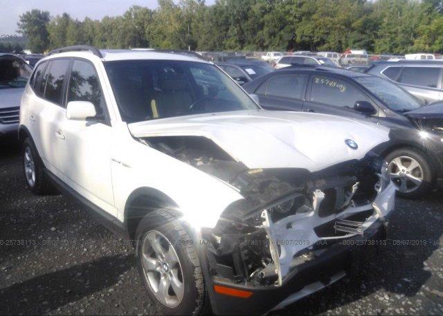 Inventory #168178534 2008 BMW X3