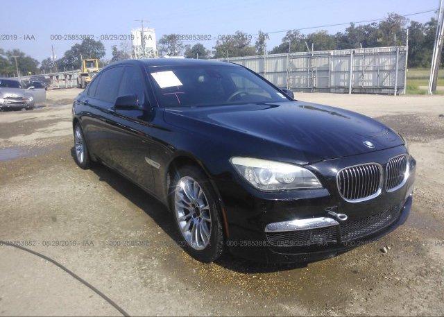 Inventory #959794784 2010 BMW 750