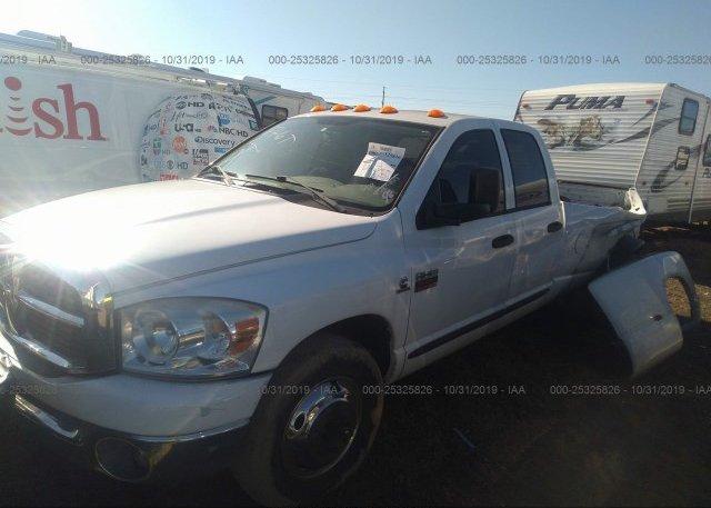 Inventory #870572337 2007 DODGE RAM 3500