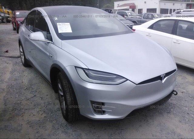 Inventory #595425070 2018 Tesla MODEL X