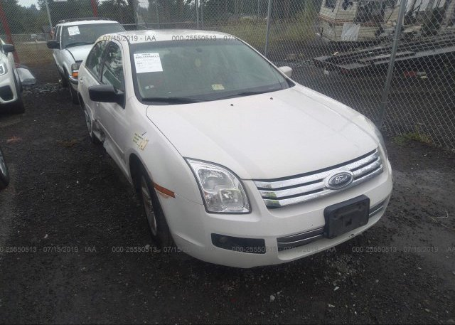 Inventory #401637223 2008 FORD FUSION