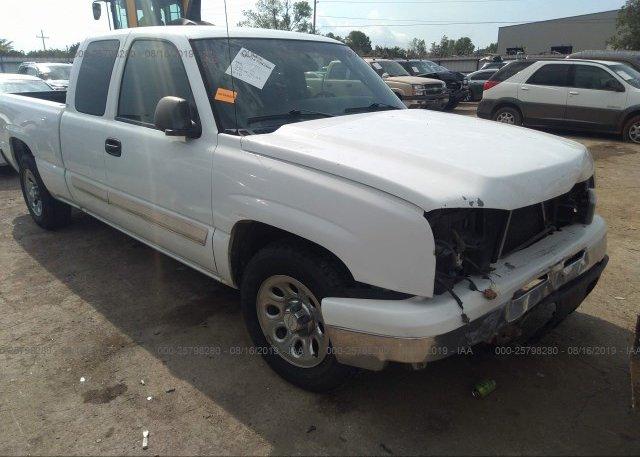 Inventory #731072600 2006 Chevrolet SILVERADO