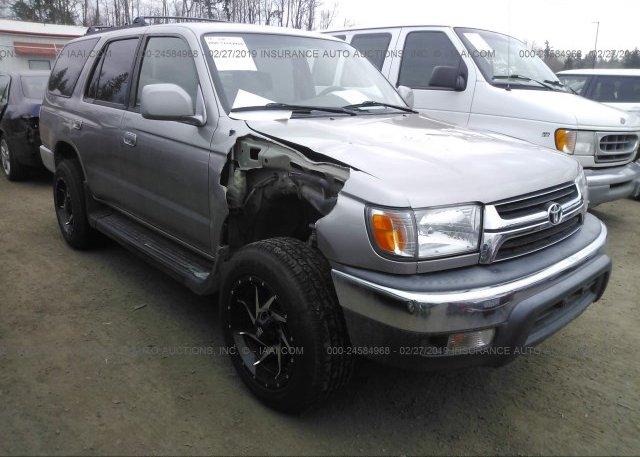 Inventory #702878986 2002 Toyota 4RUNNER