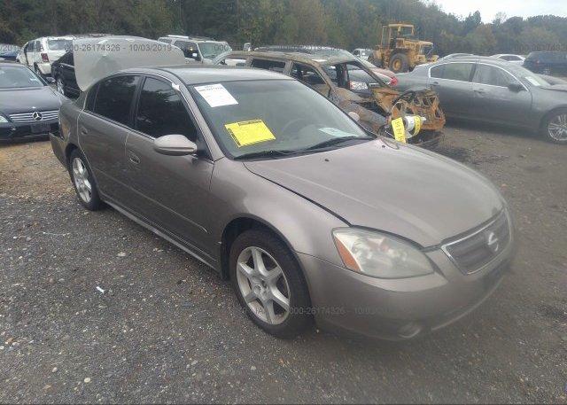 Inventory #966606356 2003 Nissan ALTIMA