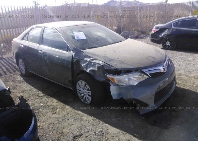 Inventory #721712903 2014 Toyota CAMRY