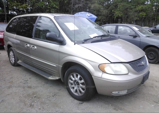 Inventory #445725288 2002 Chrysler TOWN & COUNTRY
