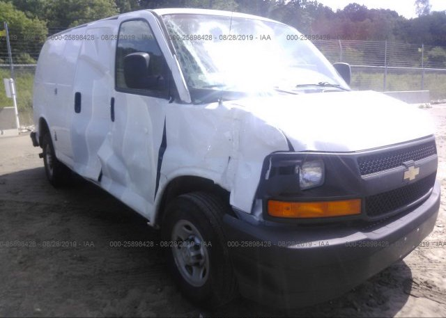 Inventory #774762581 2017 Chevrolet EXPRESS G2500