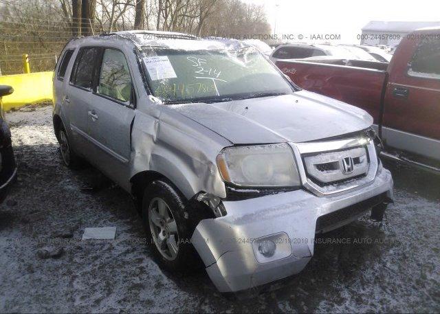 Inventory #848362133 2011 Honda PILOT