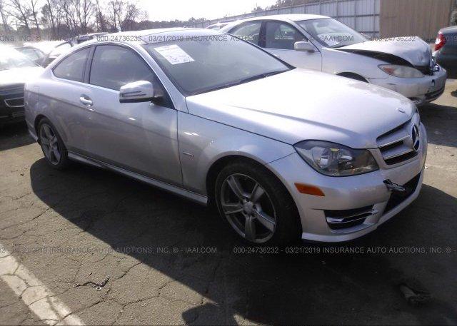 Inventory #918273961 2012 Mercedes-benz C