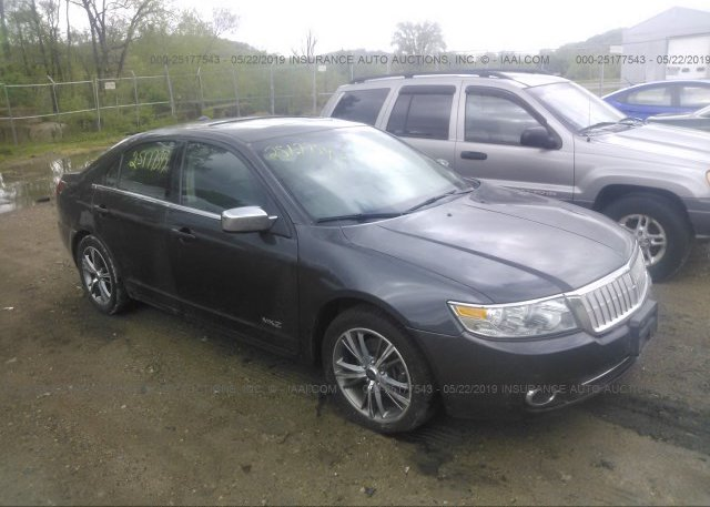 Inventory #262683203 2007 Lincoln MKZ