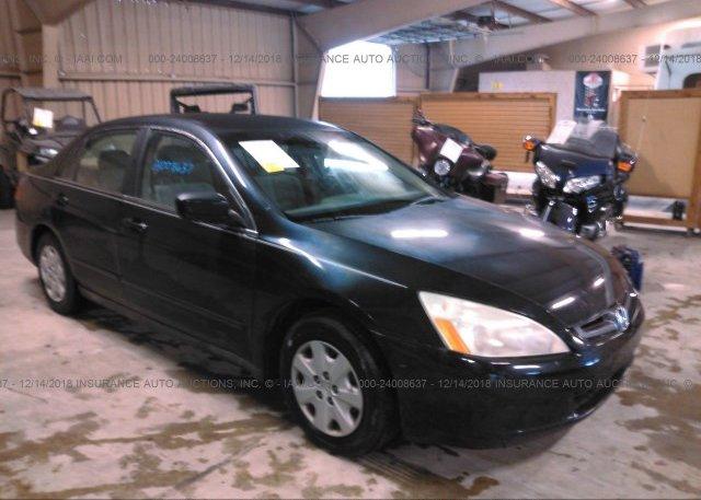 Inventory #768298846 2003 Honda ACCORD