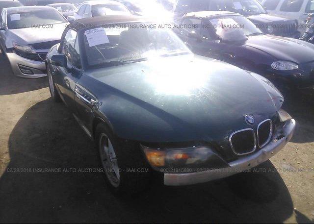 Inventory #886045104 1997 BMW Z3