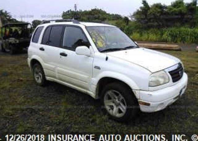 Inventory #514831142 2002 Suzuki GRAND VITARA