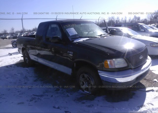 Inventory #169499269 2002 FORD F150