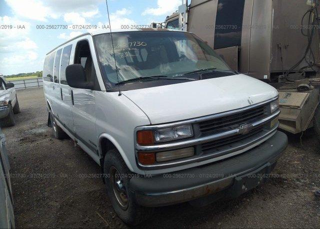 Inventory #190389276 2000 Chevrolet EXPRESS G3500