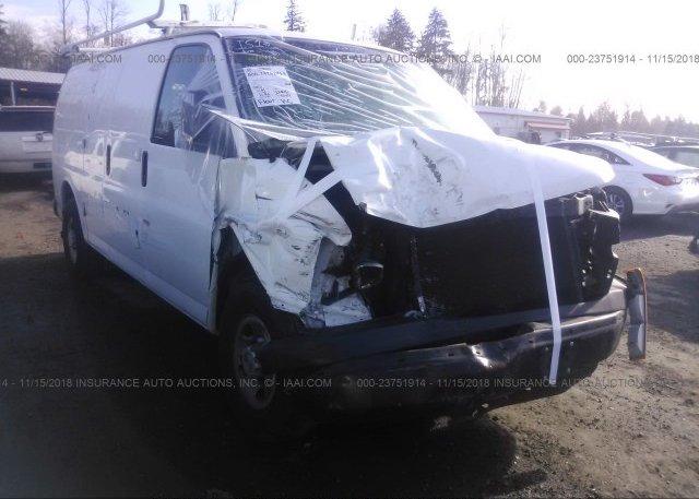 Inventory #533962157 2008 Chevrolet EXPRESS G2500