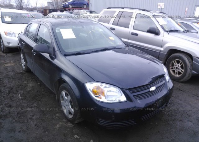 Inventory #825482649 2005 CHEVROLET COBALT