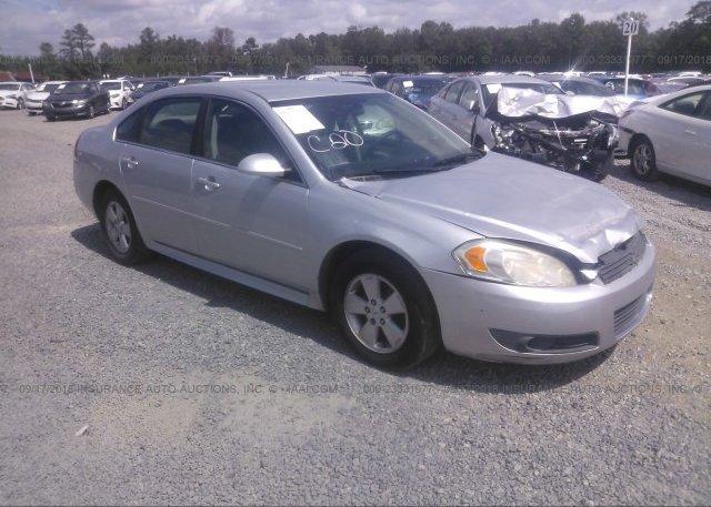 Inventory #507650380 2010 Chevrolet IMPALA