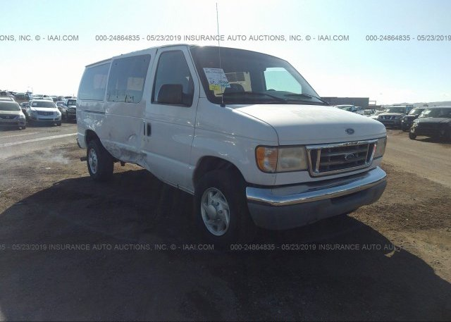 Inventory #629474874 1997 FORD ECONOLINE