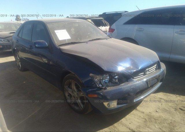 Inventory #129446753 2001 Lexus IS