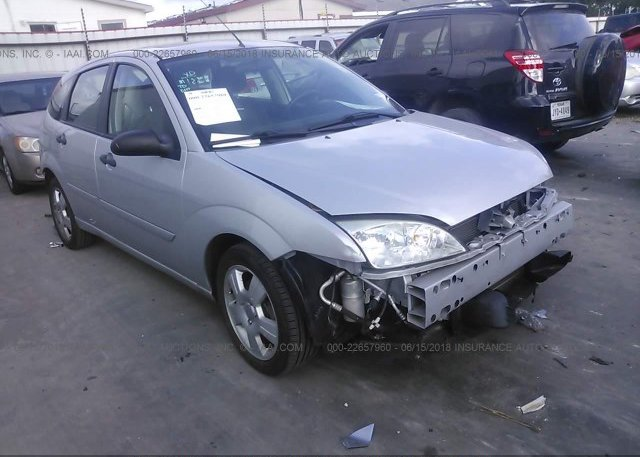 Inventory #656061456 2007 FORD FOCUS