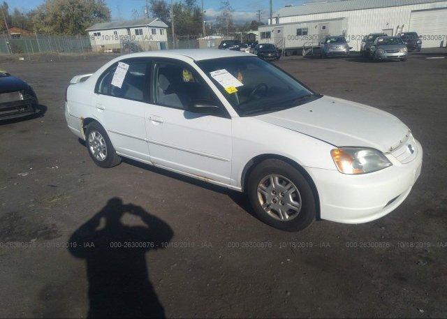Inventory #584554828 2003 Honda CIVIC