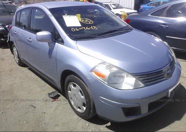 Inventory #785745641 2009 Nissan VERSA