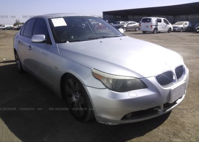 Inventory #704821363 2004 BMW 530