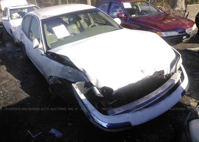 Inventory #390544619 2002 Buick PARK AVENUE