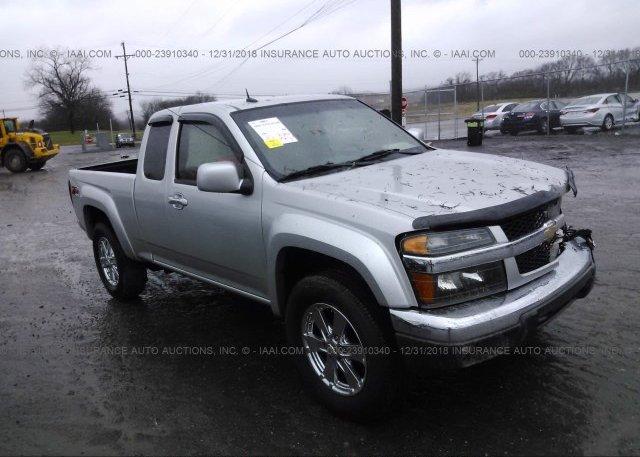 Inventory #421417495 2011 Chevrolet COLORADO