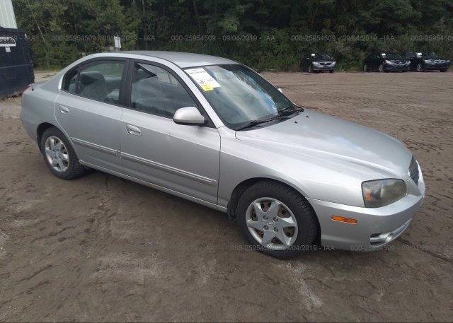 Inventory #100730779 2005 Hyundai ELANTRA