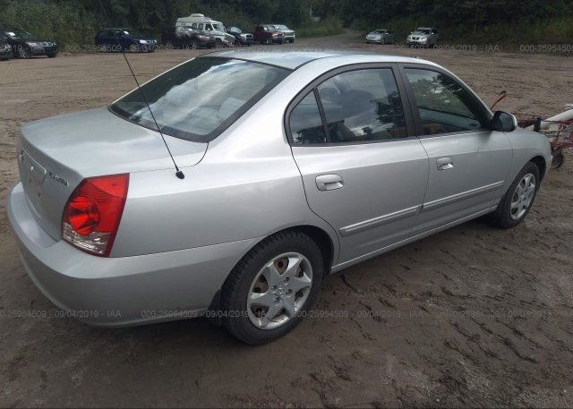 2005 Hyundai ELANTRA - KMHDN46D95U991697