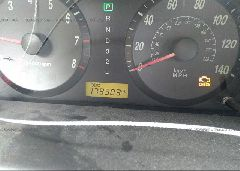 2005 Hyundai ELANTRA - KMHDN46D95U991697 inside view