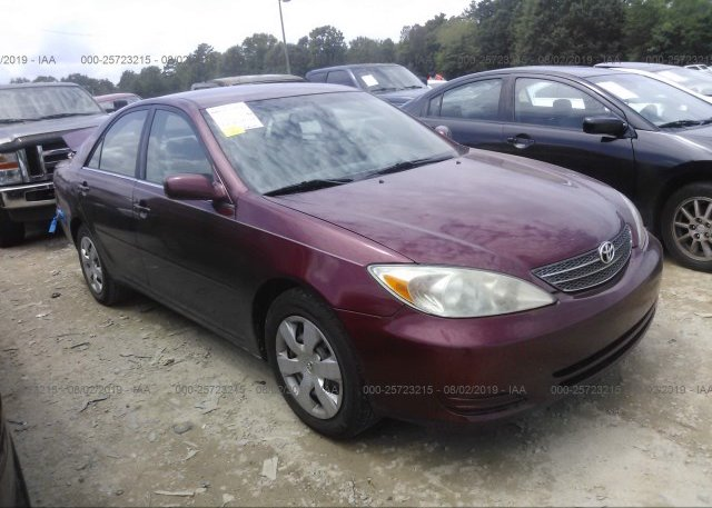 Inventory #542132684 2003 Toyota CAMRY